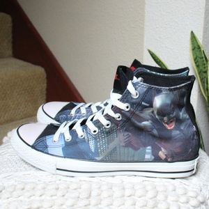 The Dark Knight Bat Man Converse